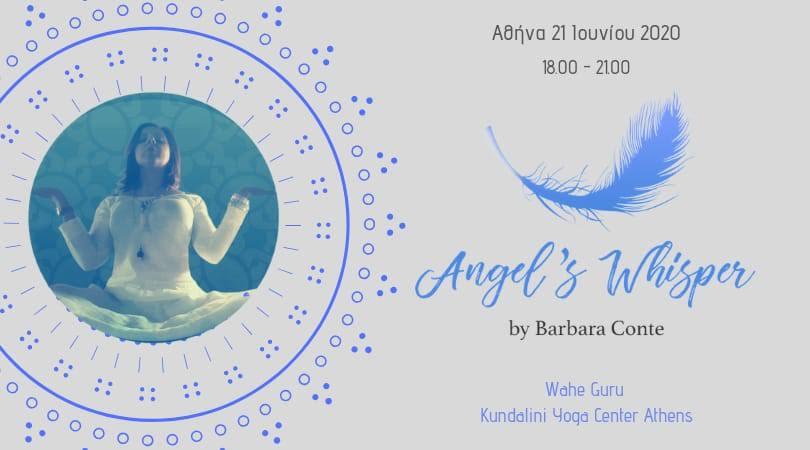 In Cammino con gli Angeli attraverso l'Albero della Vita.