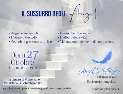 Il Sussurro degli Angeli