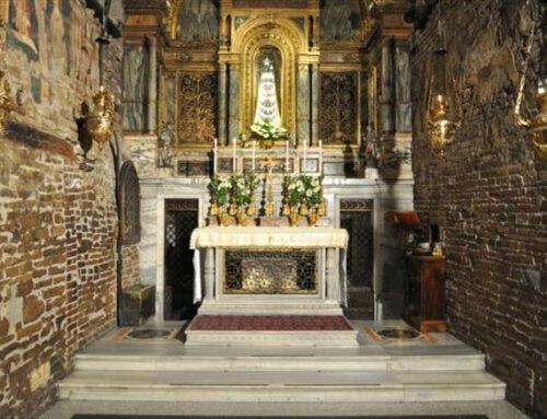 La Madonna di Loreto e la Casa Arrivata in Volo da Nazareth