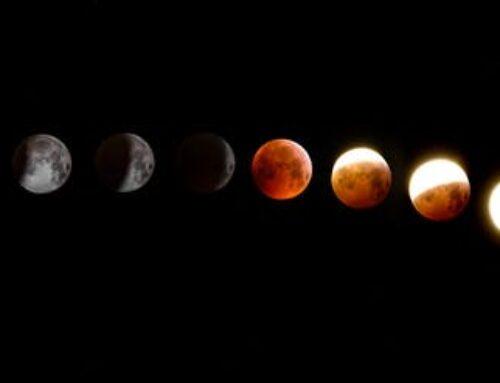 Luna Nuova in Capricorno